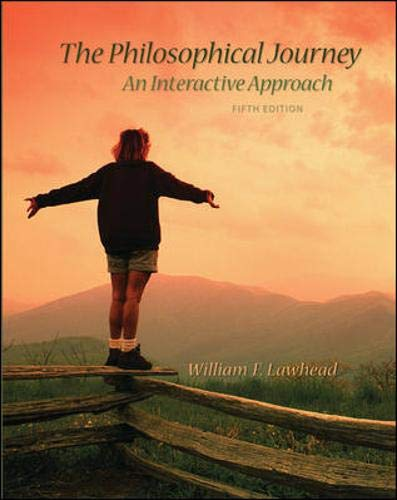 9780073535876: The Philosophical Journey: An Interactive Approach