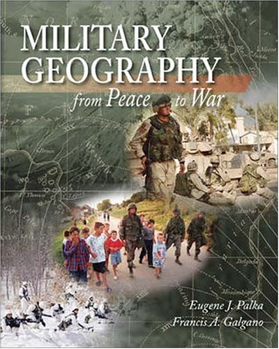 9780073536071: Military Geography: From Peace to War