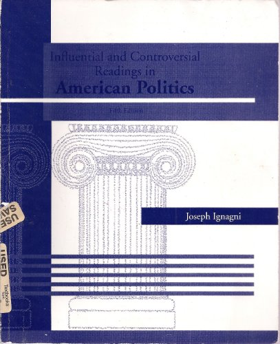 9780073536125: Influential and Controversial Readings in American Politics