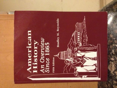 9780073536453: American History An Overview Since 1865
