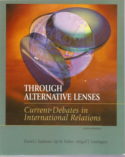 9780073537672: Through Alternative Lenses >Custom<