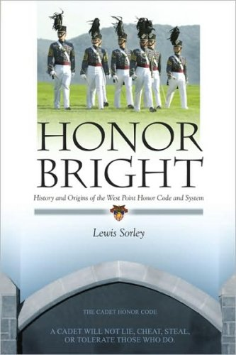 LSC Honor Bright: History and Origins of: Lewis Sorley