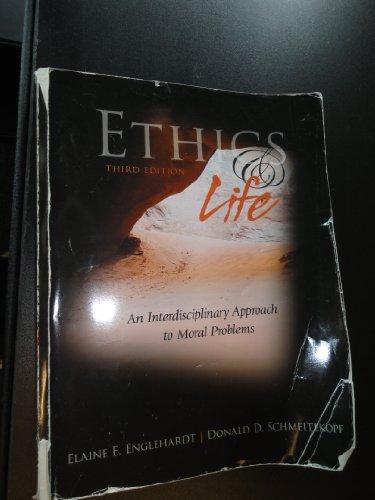 9780073538471: Ethics & Life