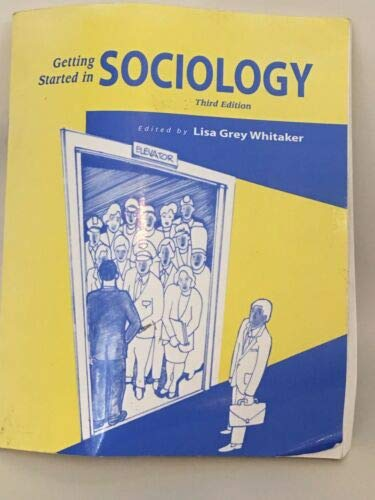 9780073538495: Getting Started in Sociology