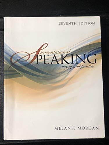 9780073538778: Presentational Speaking