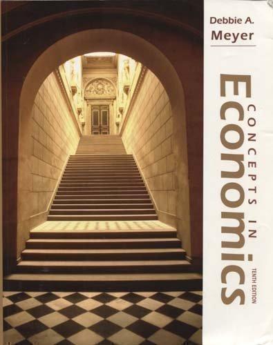 9780073543574: Concepts in Economics 10th Edition