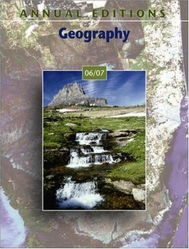 9780073545677: Annual Editions: Geography 06/07