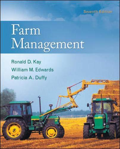 9780073545875: Farm  Management