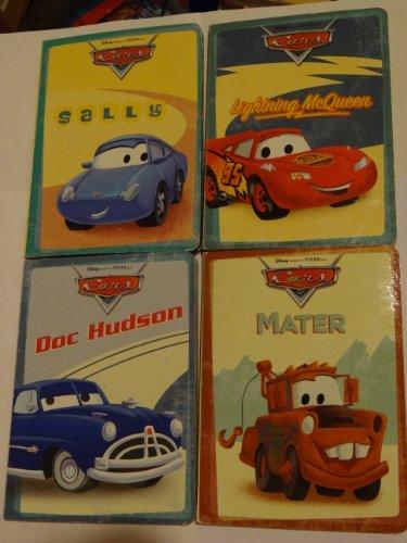 9780073642437: Disney's Cars - Set of 4