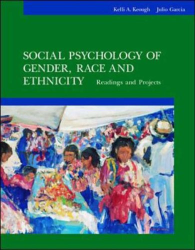 9780073654843: Social Psychology of Gender, Race and Ethnicity