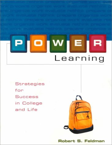 9780073655055: P.O.W.E.R. Learning: Strategies for Success in College and Life