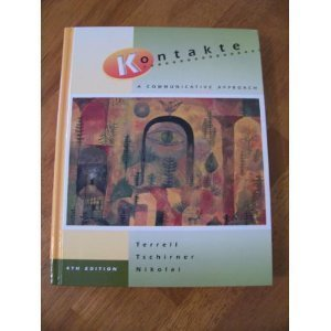 9780073655161: Kontakte: A Communicative Approach, 4th Edition