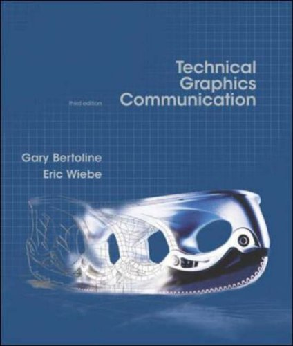 9780073655987: Technical Graphics Communication, 3rd edition