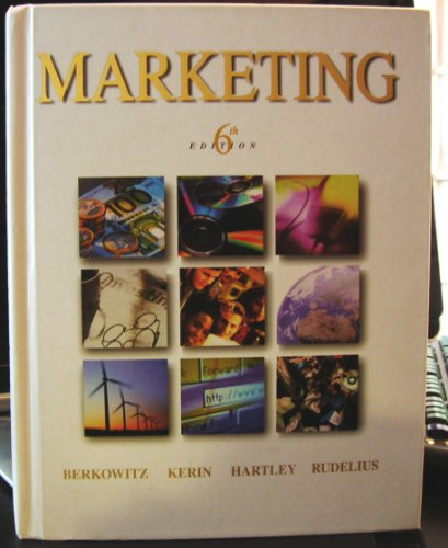 9780073656458: Marketing (The Irwin/Mcgraw-Hill Series in Marketing)