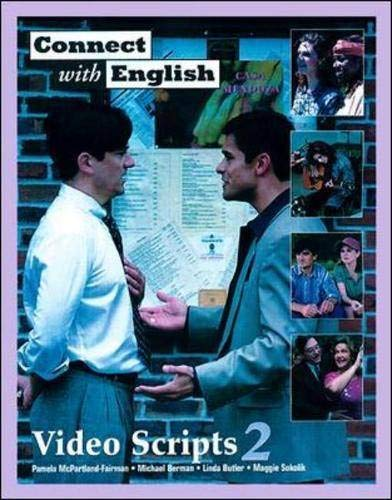 9780073658742: Connect With English Video Scripts, Book 2