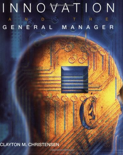 9780073659152: Innovation and the General Manager