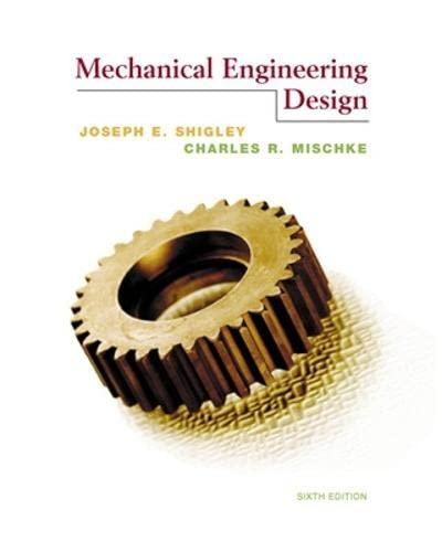 9780073659398: Mechancal Engineering Design
