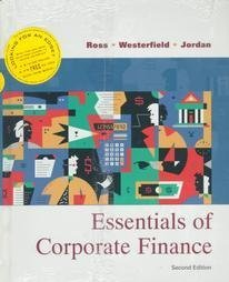 Essentials of corporate finance (The Irwin/McGraw-Hill series: Stephen A. Ross,