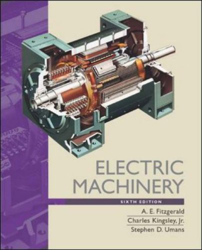 9780073660097: Electric Machinery (McGraw-Hill Series in Electrical and Computer Engineering)
