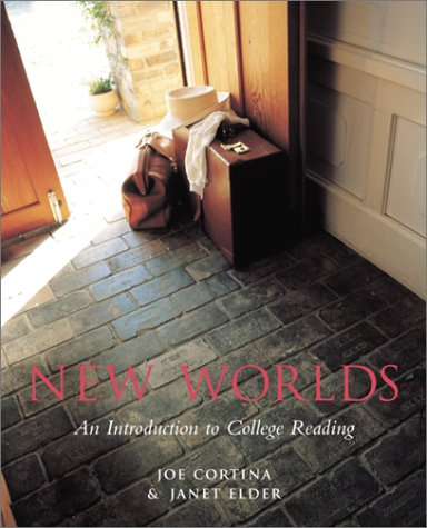 9780073660295: New Worlds: An Introduction to College Reading
