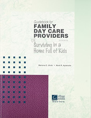 9780073660745: Guidebook for Family Day Care Providers