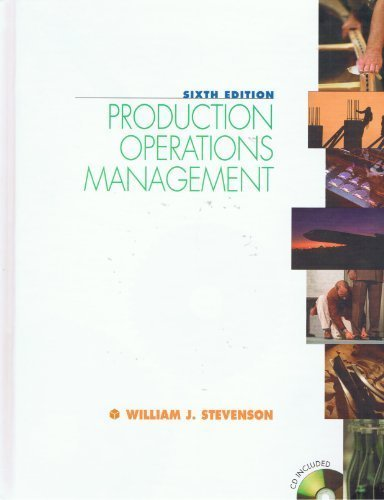 9780073661124: Production/Operations Management