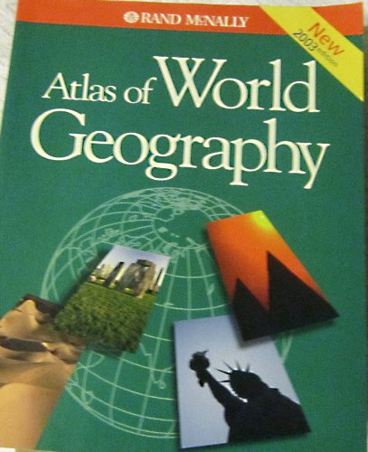 9780073661162: Atlas of World Geography