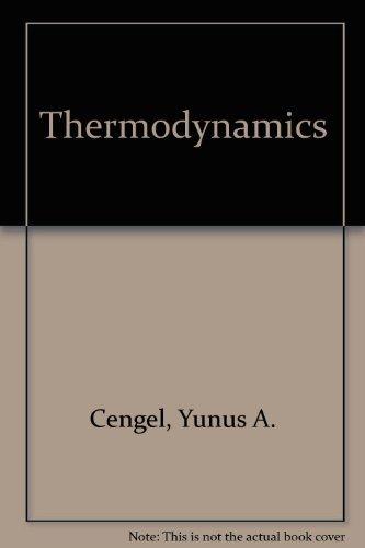 Property Tables Booklet t/aThermodynamics: Yunus A. Cengel,