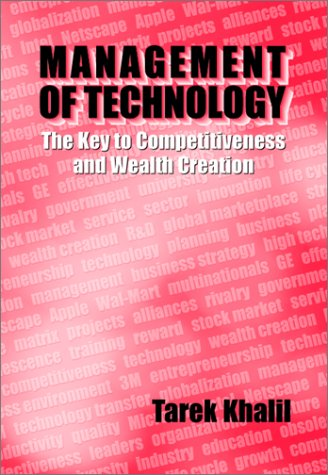 9780073661490: Management of Technology