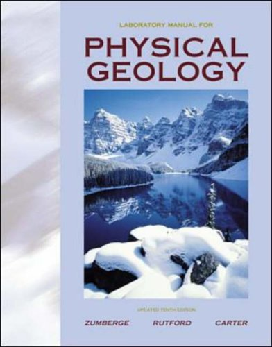 9780073661797: Laboratory Manual for Physical Geology
