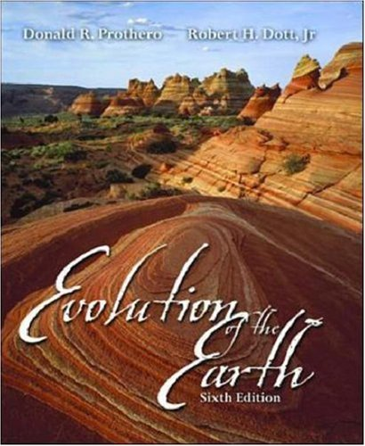 9780073661872: Evolution of The Earth