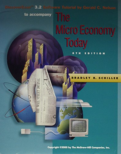 The Micro Economy Today 8th Edition: Schiller, Bradley R.