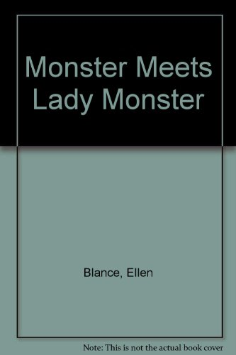 9780073725048: Monster Meets Lady Monster