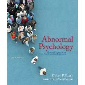 9780073827537: Abnormal Psychology: Clinical Perspectives on Psychological Disorders
