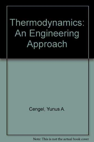 9780073973906: Thermodynamics: An Engineering Approach