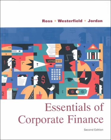 9780073985459: Essential of Corporate Finance & Custom Solutions