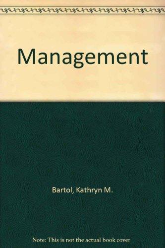 9780073986548: Management