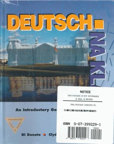 9780073992297: Deutsch Naklar