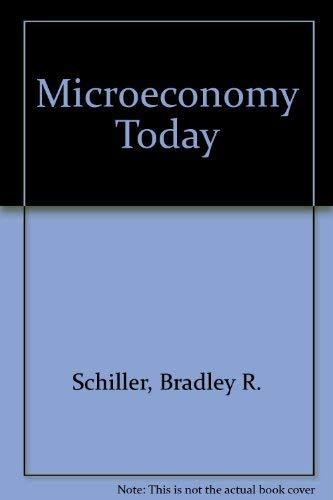 9780073997667: Microeconomy Today