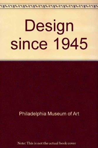 9780074014813: Design since 1945