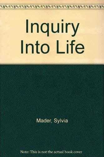 9780074062487: Inquiry Into Life
