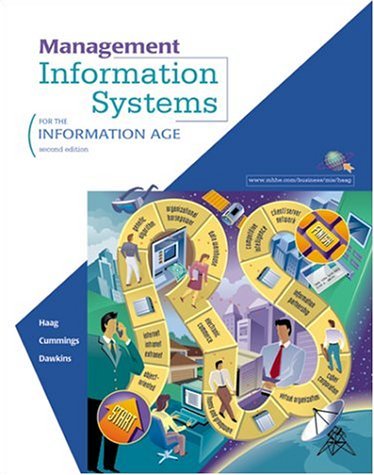 Management Information Systems for the Information Age: Stephen Haag