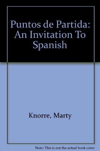 9780074255407: Puntos de Partida: An Invitation To Spanish (Spanish Edition)
