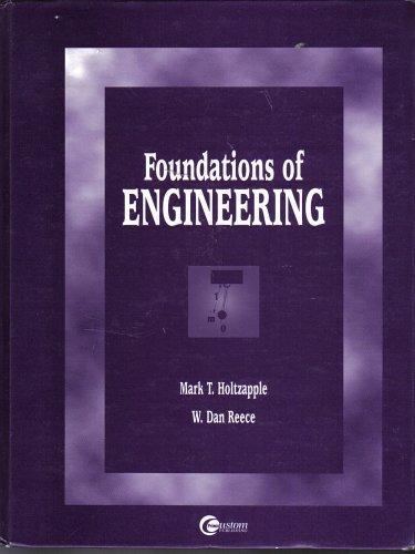 9780074281451: Foundations of Engineering
