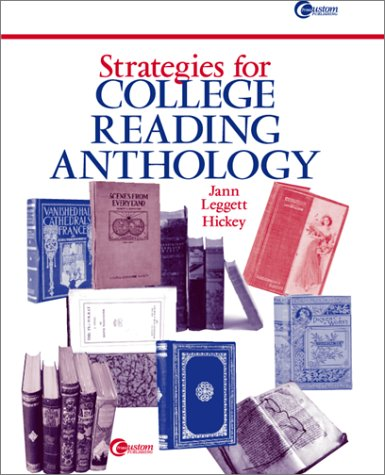 9780074324202: Strategies for College Reading Anthology