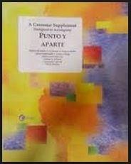 9780074395370: A Grammar Supplement Designed to Accompany Punto y Aparte (Punto y aparte)