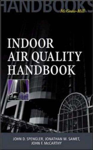 9780074455494: Indoor Air Quality Handbook (Mcgrawhill Engineering Handbook)