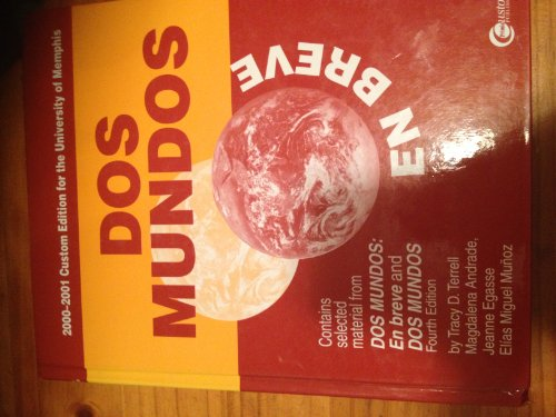 9780074479070: Dos Mundos En Breve (Custom Edition for the University of Memphis)