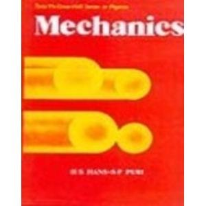 9780074516713: Mechanics - Tmh