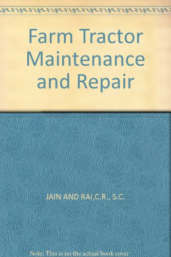 9780074516935: Farm Tractor Maintenance and Repair (Technical Education)